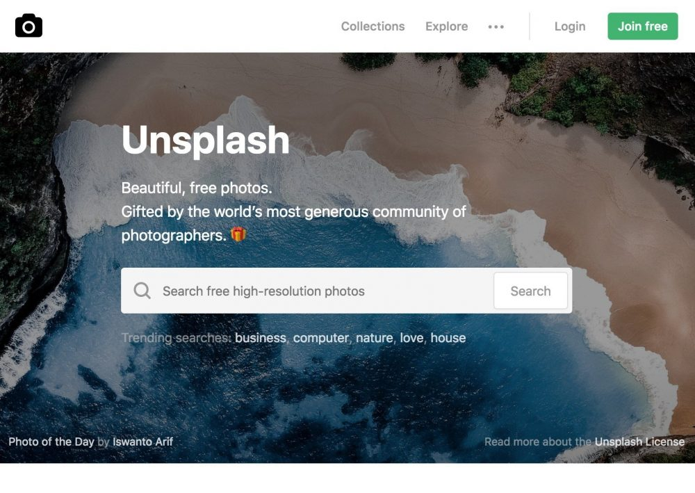 unsplash website, stock photography, free stock photos, 5 Best Websites for Free Stock Photos