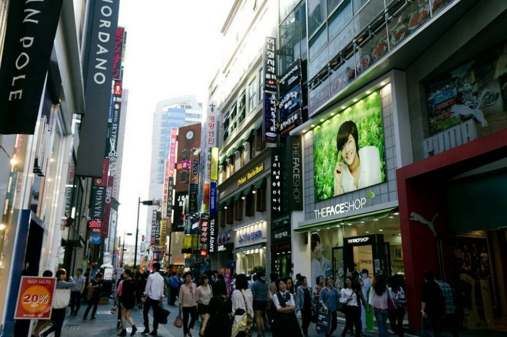 11 Key Tips for Solo Female Travelers - Simply Nel Belle Blog - Myeongdong, Seoul, South Korea