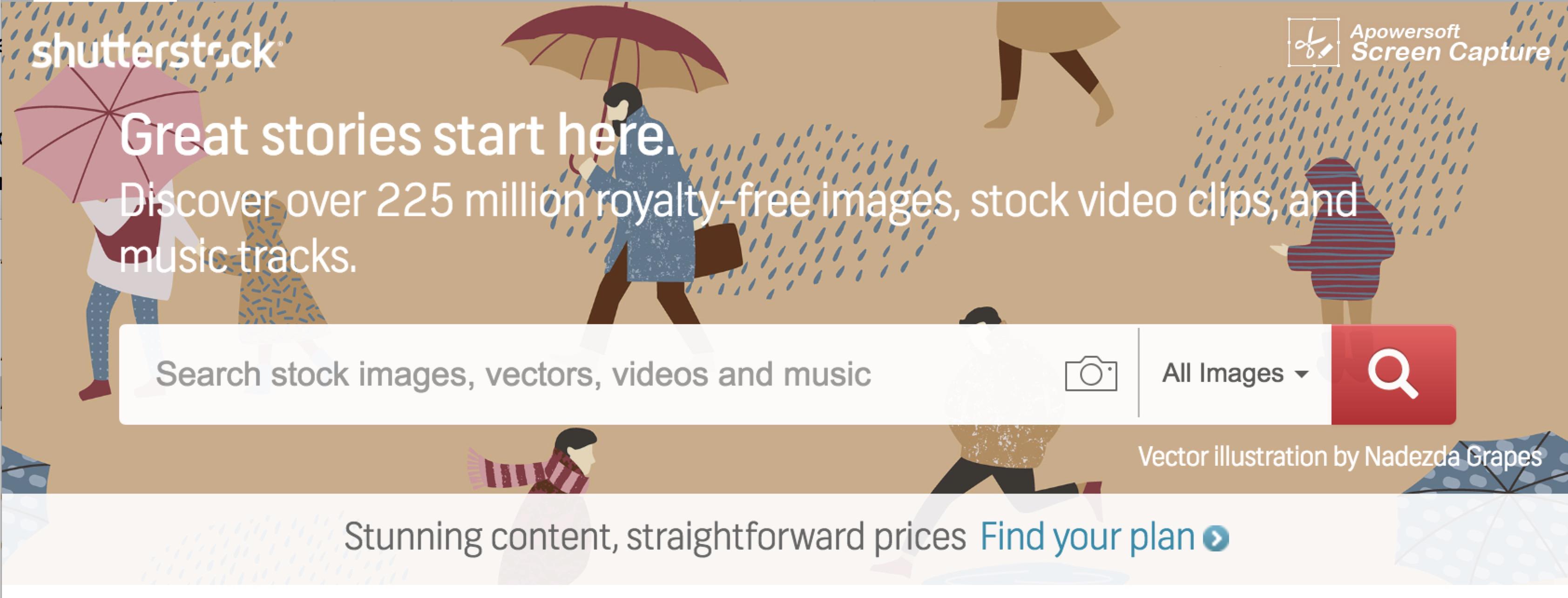Shutterstock - Simply Nel Belle Blog