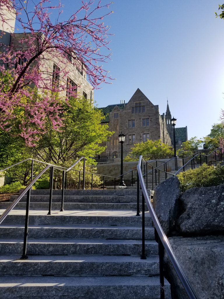 Boston College - Moving to Boston - Simply Nel Belle Blog