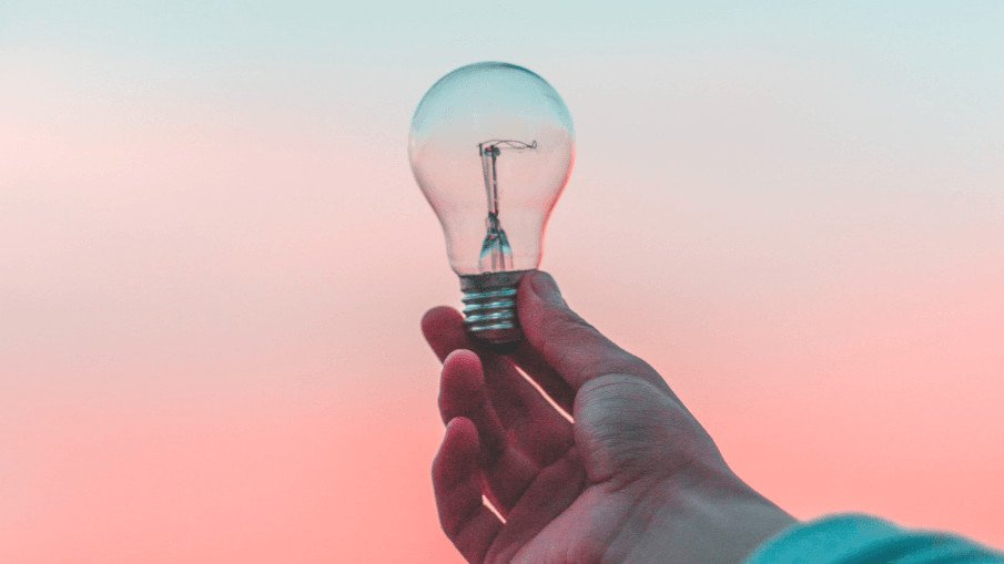 Lightbulb Image - Simply Nel Belle Blog - 7 Things to Remember When You Get Dumped