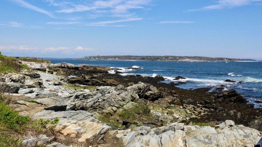 Peaks Island - Simply Nel Belle Blog