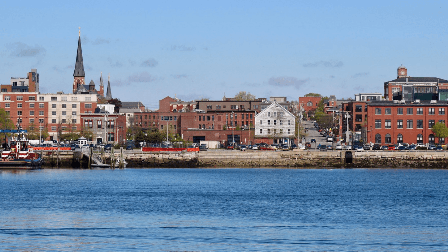 Portland Maine - Simply Nel Belle Blog