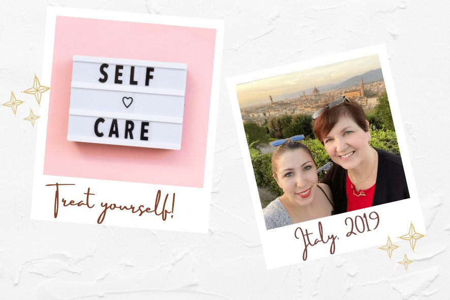 life update, self-care, italy, 2019