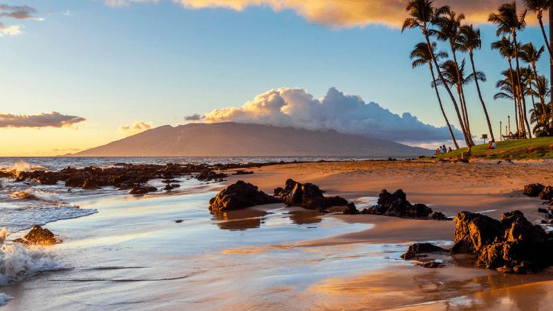 Post-Pandemic Travel Destinations - Maui, Hawaii - Beach