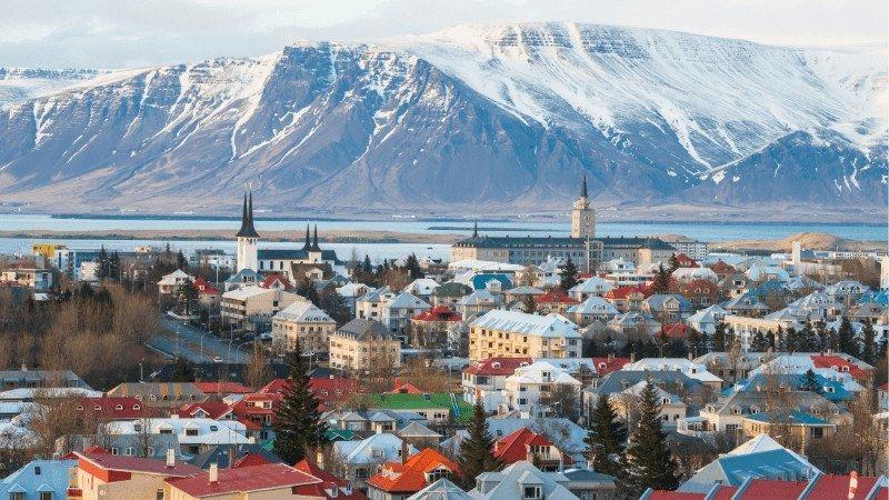 Post-Pandemic Travel Destinations - Reykjavík, Iceland - Cityscape
