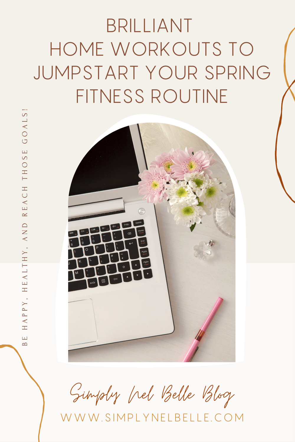 Home Workouts - Simply Nel Belle Blog