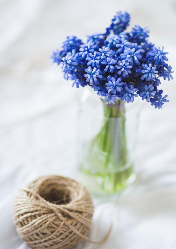 Spring Home Decor - Simply Nel Belle