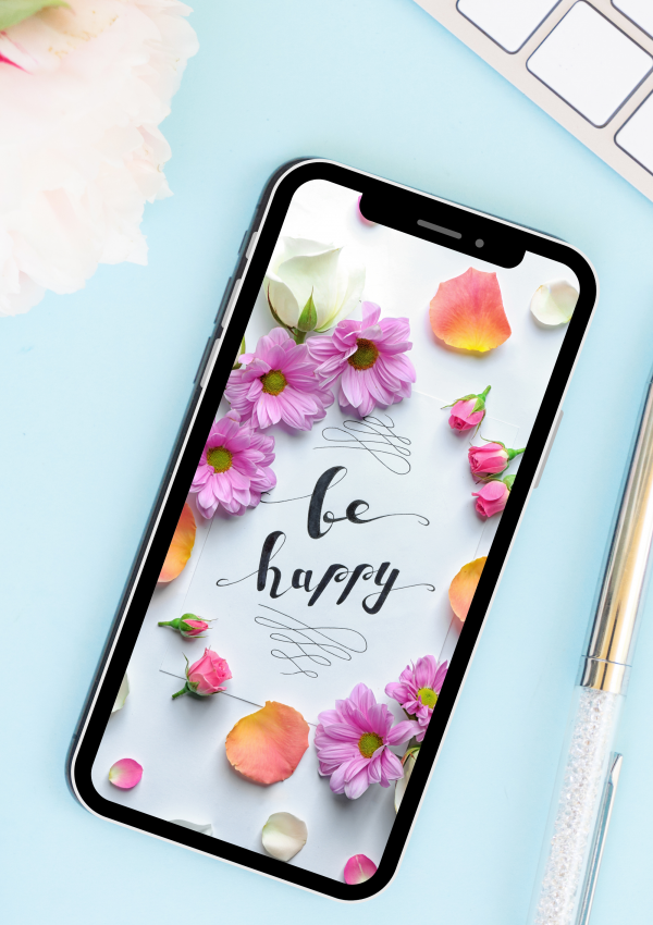 How to Create a Motivational Wallpaper for Your Phone