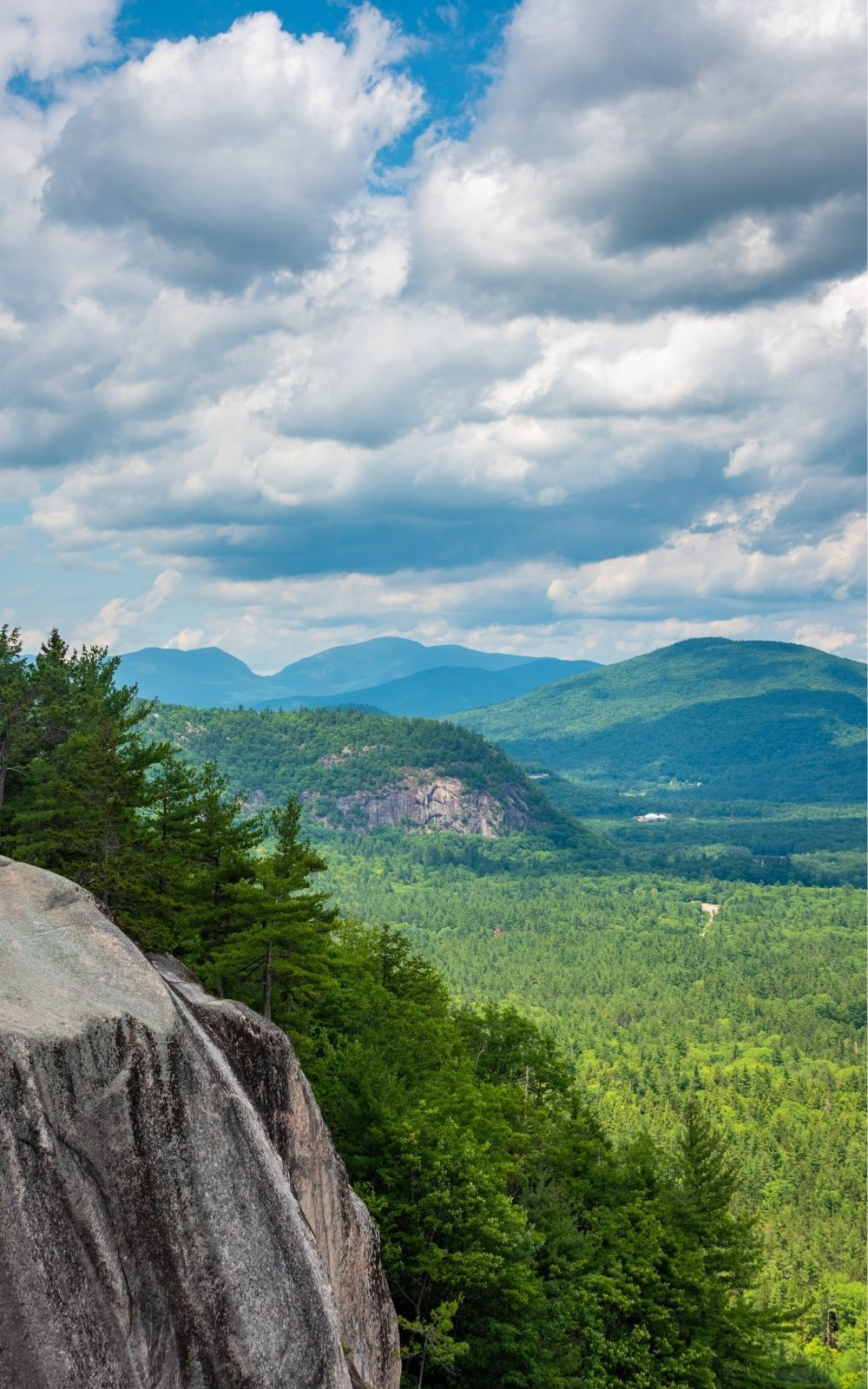 White Mountains, North Conway, New Hampshire
