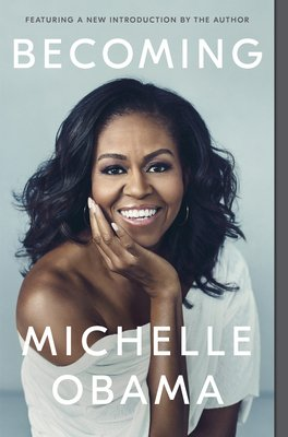 Mother's Day Gift Ideas, Brookline Booksmith, Becoming by Michelle Obama