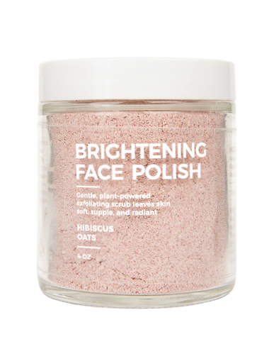 Mother's Day Gift Ideas, Brown & Coconut, Brightening Face Polish
