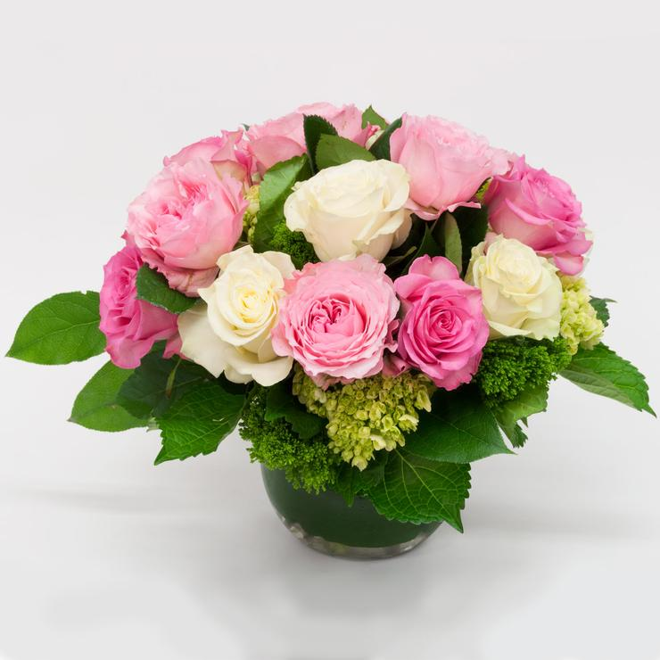 Mother's Day Gift Ideas, Brattle Square Florist, Roses in Bubble Bowl