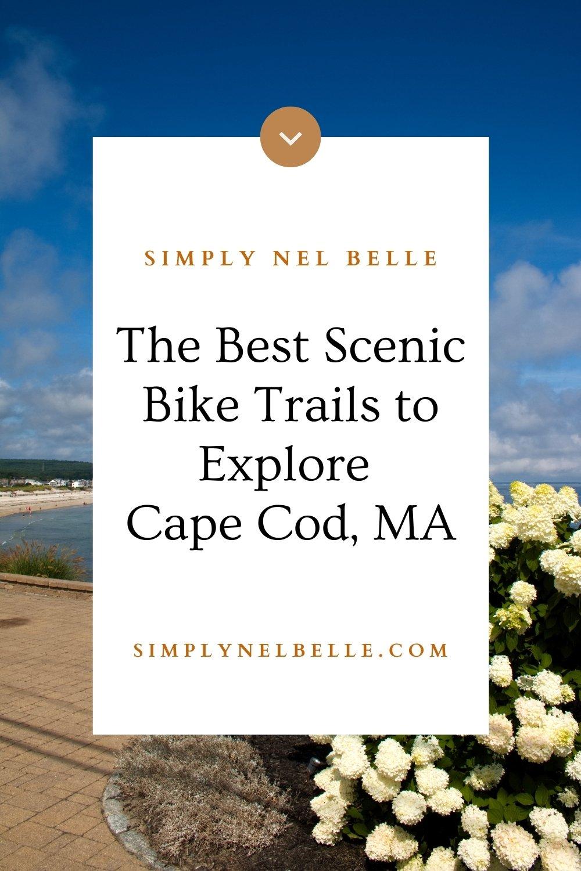 The Best Scenic Bike Trails to Explore Cape Cod, MA